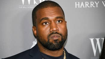 Kanye West urges black voters to not just vote Democrat for the rest of their lives