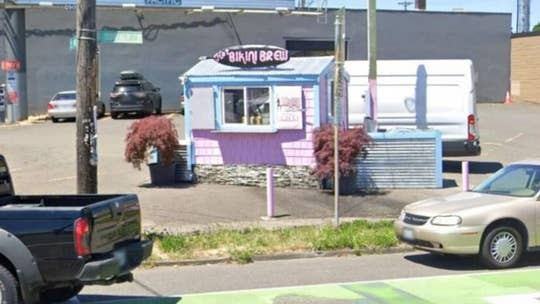 Bikini-barista coffee shop owner shut down business after scuffle