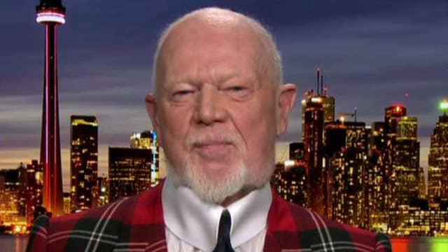 Don Cherry on being fired for immigration comments