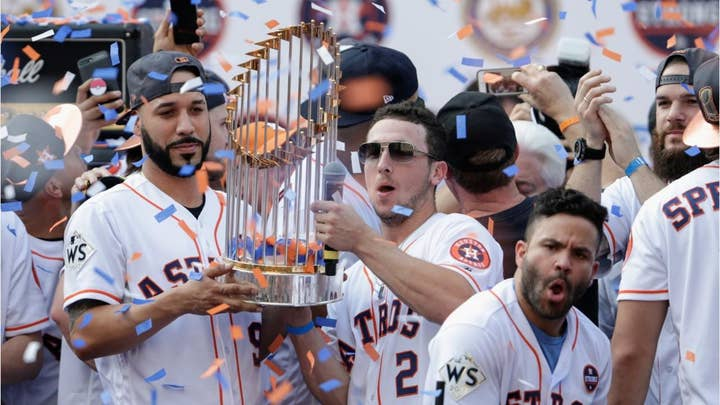 New York Yankees' Aaron Judge, Brian Cashman react to allegations of Houston Astros cheating in 2017