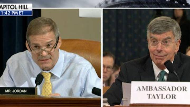 Jim Jordan: And you're the star witness?