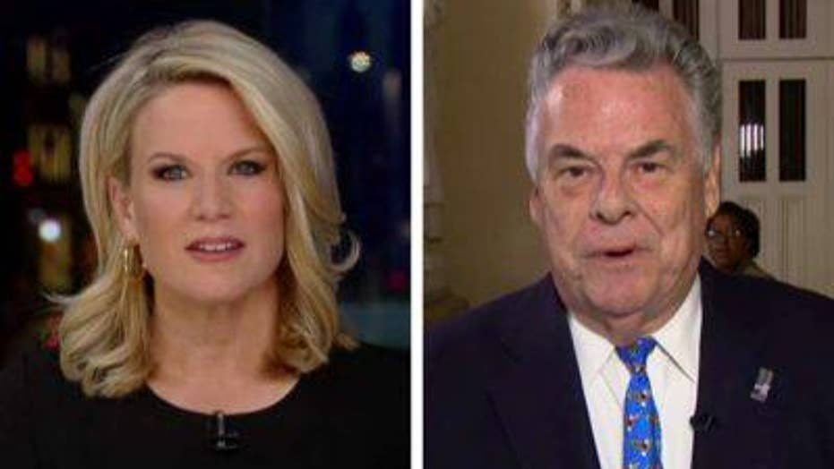 Peter King responds to Ilhan Omar, talks retirement decision