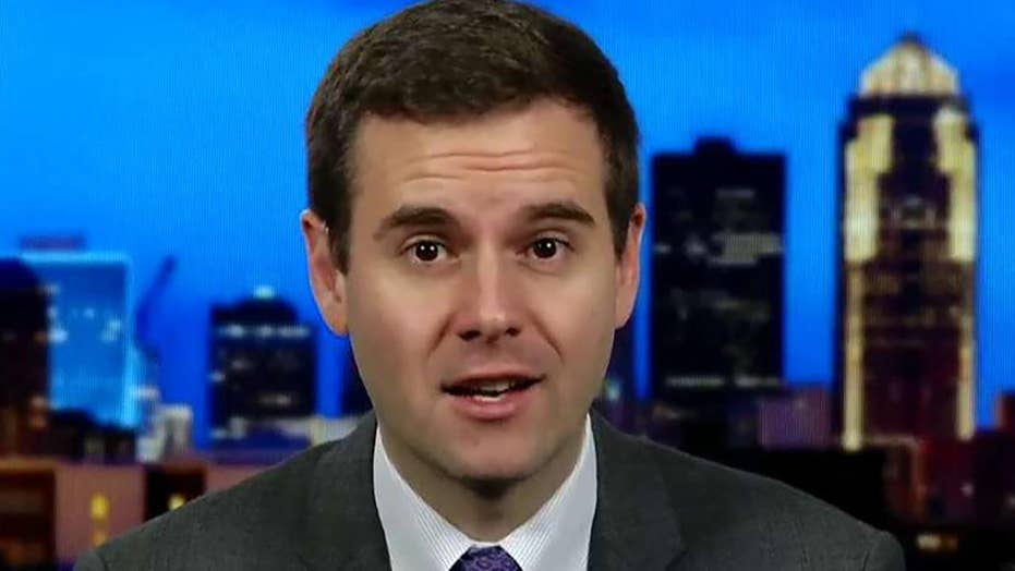 Northwestern alum Guy Benson says student paper made 'huge mistake' by caving to protesters