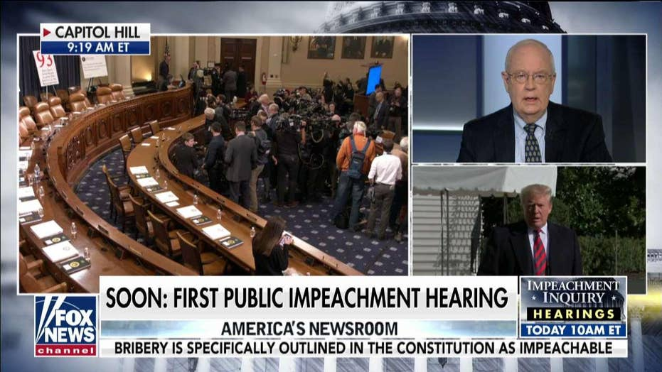 Ken Starr on Democrats' public impeachment hearings