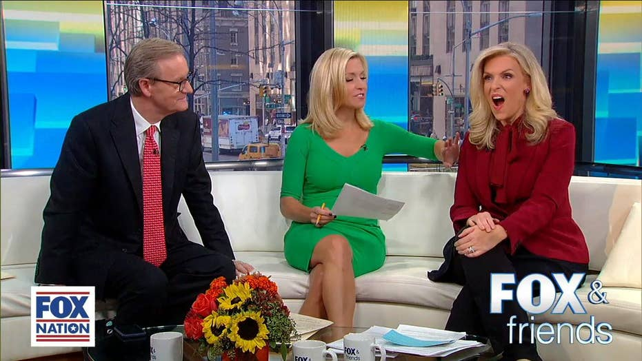 Fox and Friends hosts: Bring im'peach'ment flavored drinks to NYC