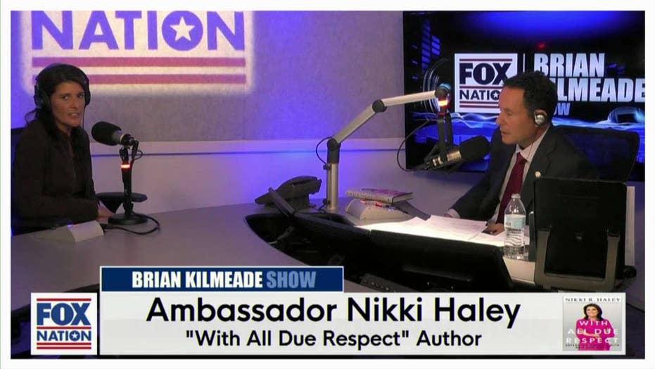 Amb. Nikki Haley on Democrats' impeachment hearings