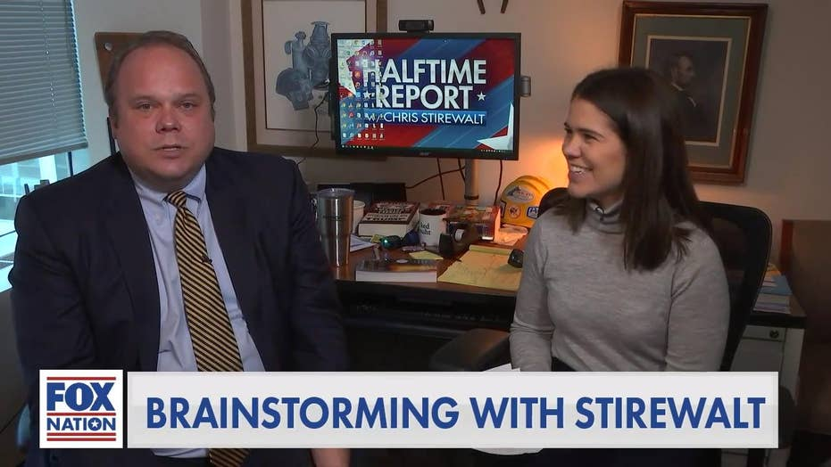 Stirewalt goes off on Hillary Clinton's 'idle selfish speculation' about 2020: 'It's so selfish of her. It's so self-seeking'