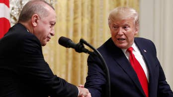 Trump defends decision to invite Erdogan to The White House