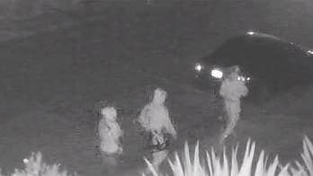 Santa Cruz murder suspects caught on tape