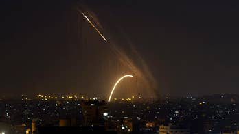 Rockets fired from Gaza into Israel hours after negotiators broker cease-fire