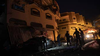 Uneasy cease-fire appears to be holding in Gaza