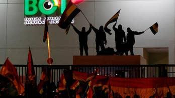 Several South American countries descend into political chaos