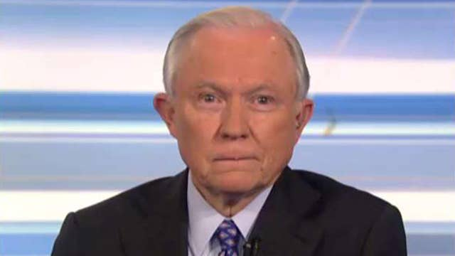 Sessions on impeachment hearings: It's a show trial