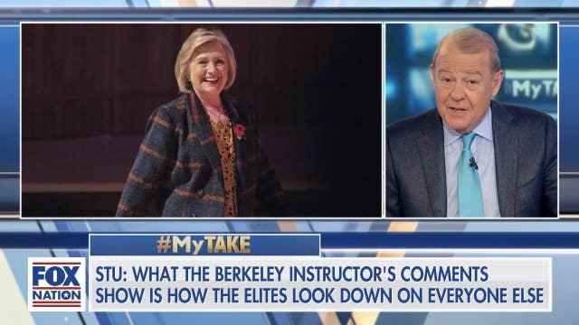 Varney goes off on UC Berkeley instructor who called rural Americans 'bad people'