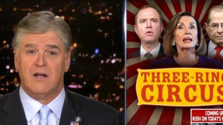 Hannity: 'Psychotic' anti-Trump hearsay provided 4 facts
