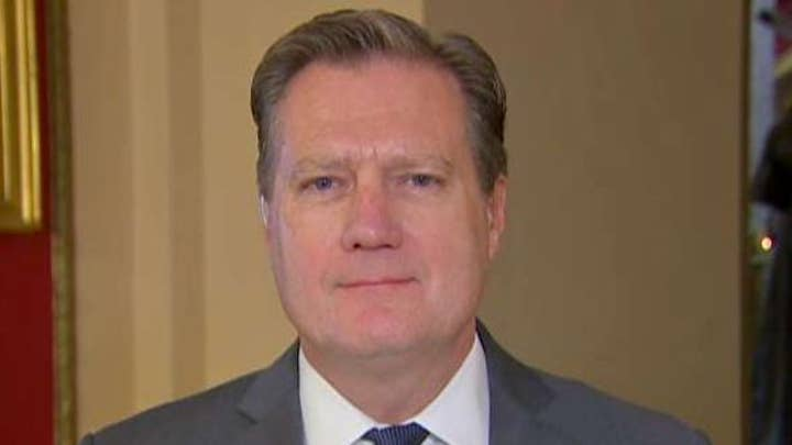 Rep. Mike Turner says the impeachment investigation is built on 'hearsay'