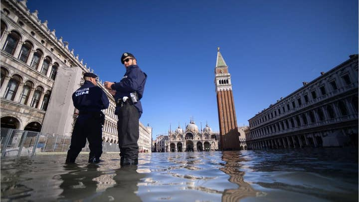 State of emergency in Venice to be declared amid historic flooding