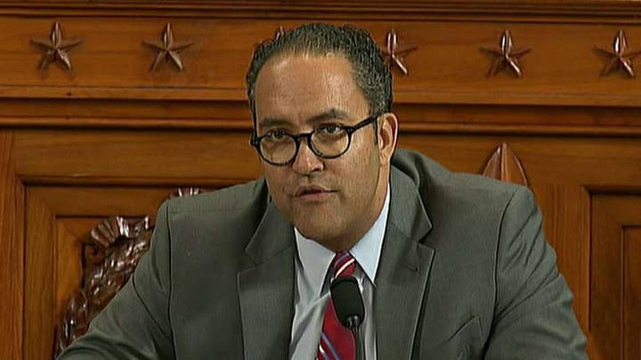 Rep. Hurd says Trump's phone call with Ukraine 'wasn't perfect'