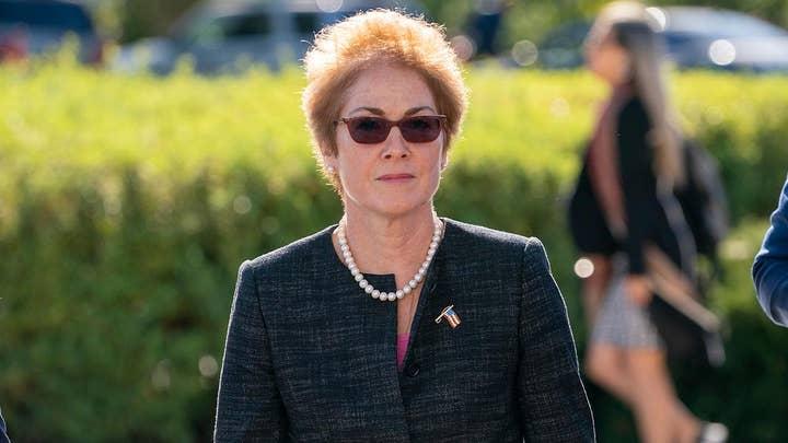 Amb. Marie Yovanovitch set to testify in public impeachment hearing