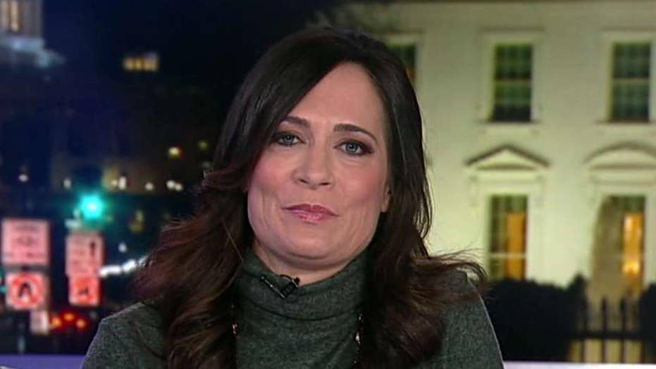 Grisham on public impeachment testimony: It was a joke
