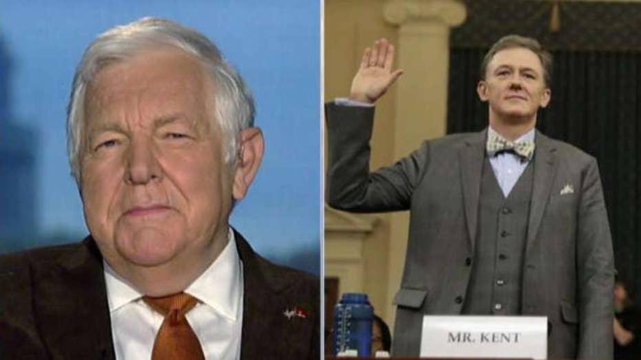 Bill Bennett: Democrats' partisan impeachment isn't going anywhere