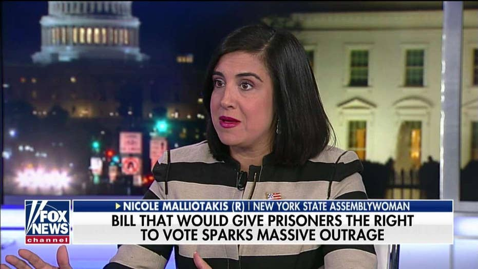 New York City lawmaker proposes bill allowing inmates to vote