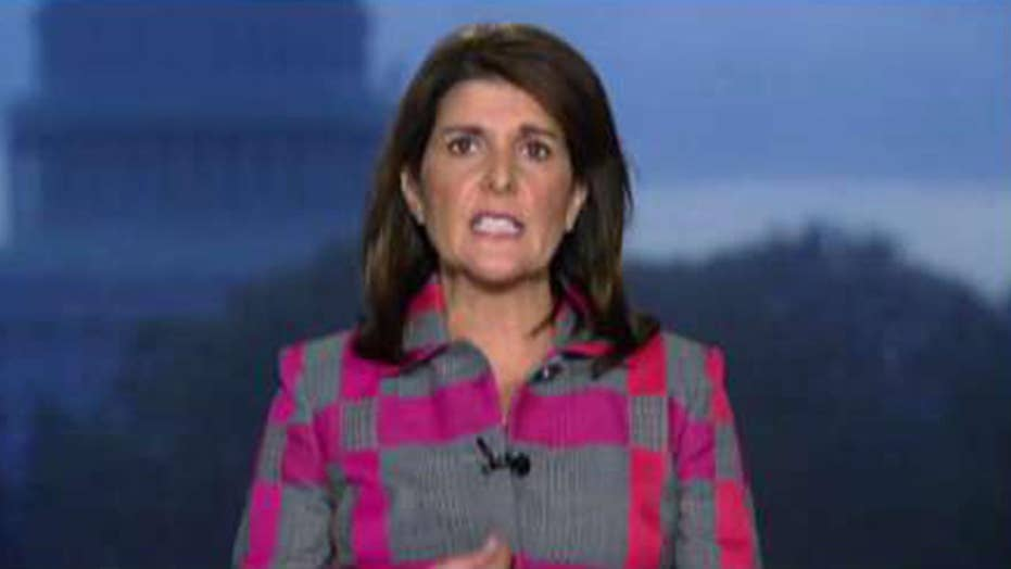 Nikki Haley on California school shooting: You can't legislate a hateful heart, but you can look at culture