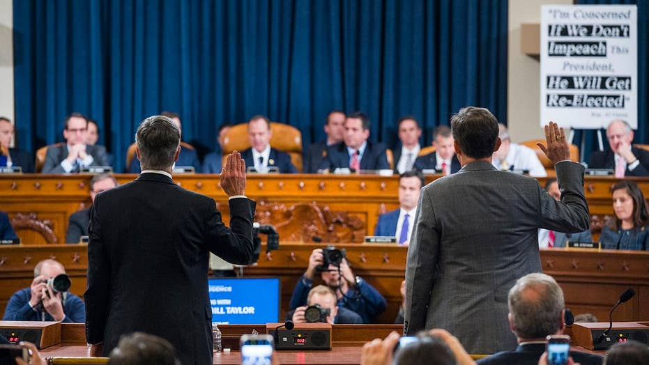 Media hypes up lackluster impeachment hearing