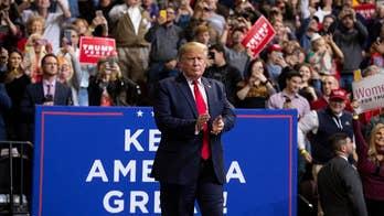 Trump casts Louisiana vote as impeachment referendum