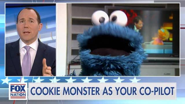 Sesame Street fans rejoice on Twitter as Waze announces Cookie Monster voice return