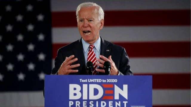 Joe Biden defends son Hunter: 'He's a great guy'