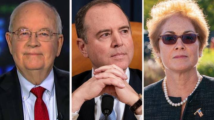 Ken Starr: Democrats are using impeachment as a political weapon of destruction