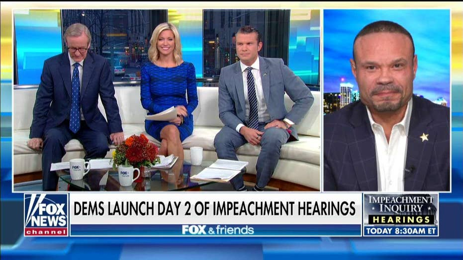 Dan Bongino on Day 2 of Democrats' impeachment hearings