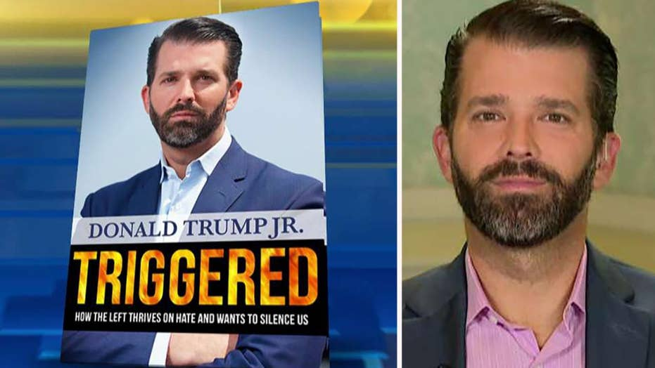 Donald Trump Jr. talks public impeachment hearings, Deval Patrick entering 2020 race, new book sales