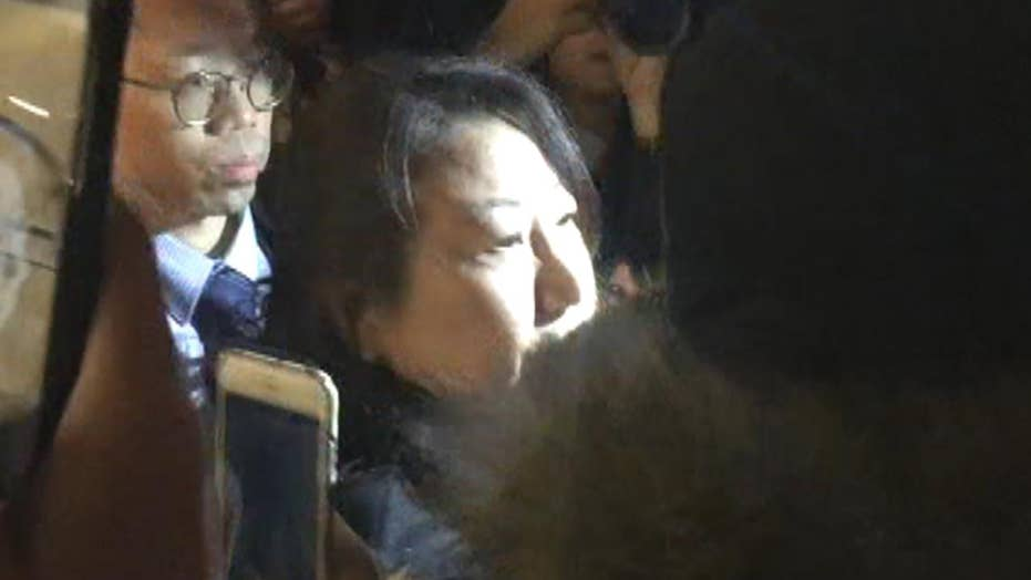 Hong Kong government official allegedly assaulted in London by protesters