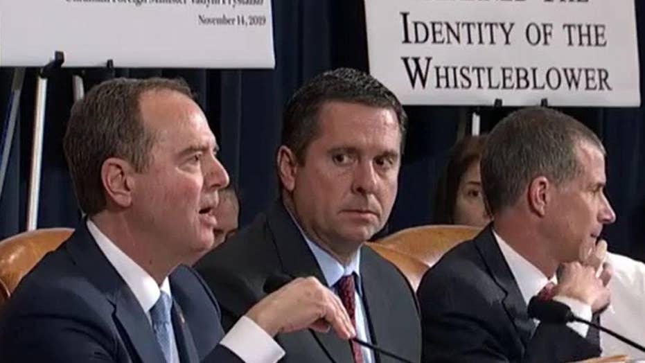 Schiff silences Congresswoman Stefanik
