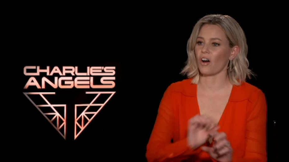'Charlie's Angels' stars talk teamwork, sisterhood and new film