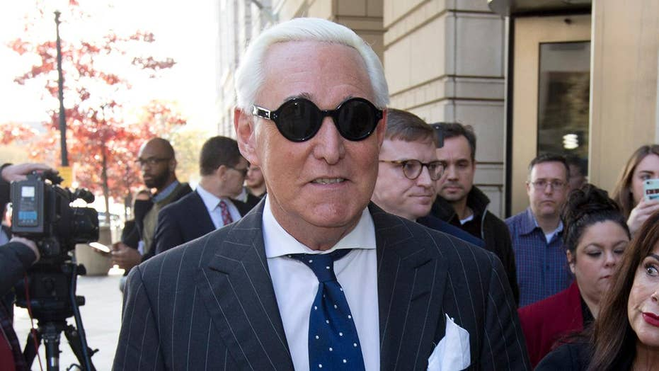 Former Trump adviser Roger Stone found guilty on all counts