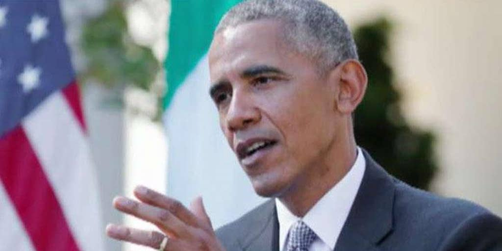 Left turns on Obama for challenging calls to 'tear down the system'