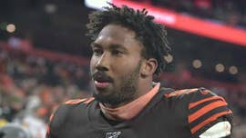 Jack Brewer: Punish Cleveland Browns' Myles Garrett, but don't charge him with a crime