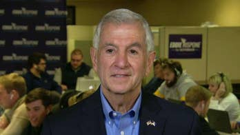 Louisiana Republican gubernatorial candidate on how he would protect President Trump's agenda