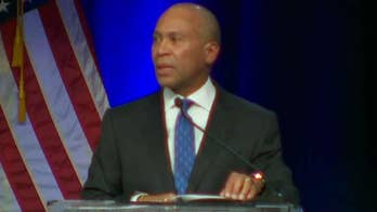 Deval Patrick officially announces 2020 run