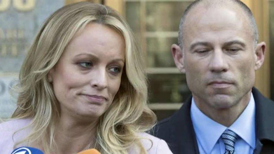 Has Michael Avenatti been completely forgotten?