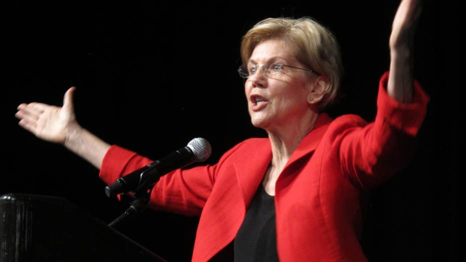 Warren proposes plan to tax wealthy up to 100 percent