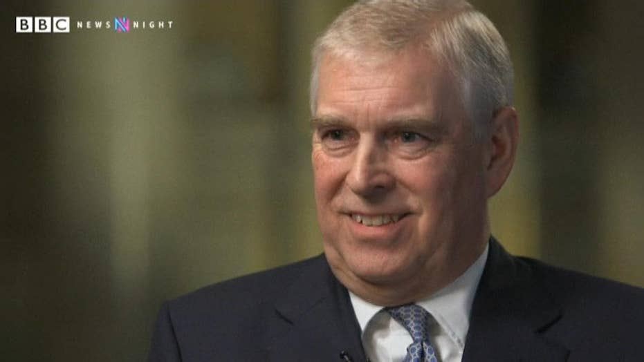Prince Andrew To Step Back From Public Duties Over Jeffrey