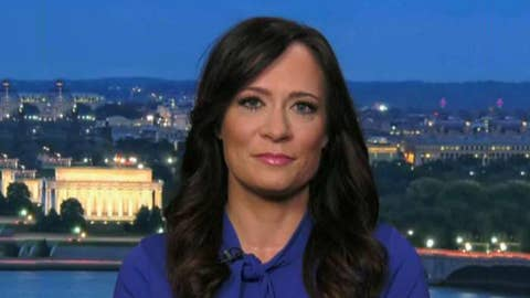 Stephanie Grisham discusses first week of impeachment hearings