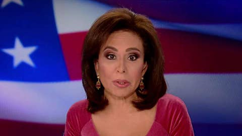 Judge Jeanine: Imagine a group of people hate someone so much they agree to destroy him