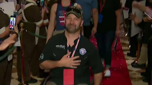 Veterans honored in a Las Vegas celebration