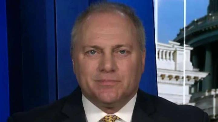 Rep. Steve Scalise on House Democrats' handling of public impeachment inquiry