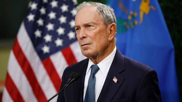 Bloomberg speaks at NYC megachurch